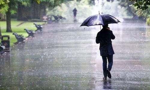 باران آلودگی را از هوای کلانشهرها زدود