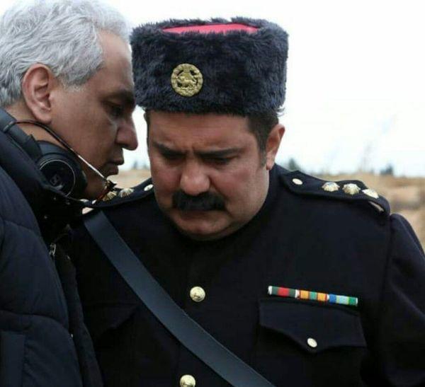 اولین تصویر از سریال جدید مهران مدیری منتشر شد