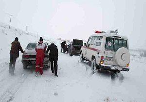 امدادرسانی به بیش از ۵ هزار نفر در ۱۸ استان متاثر از حوادث جوی