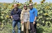 محمدرضا مالکی و دوستانش + عکس