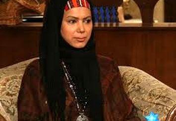 بازیگر زنی که برای حمایت از شراره درشتی کچل کرد!
