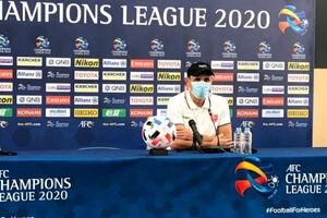 غیبت گل محمدی در نشست خبری قبل از بازی با ذوب آهن
