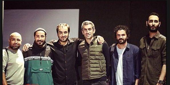عکس پسر مهران مدیری و استعدادهای جدید بازیگری