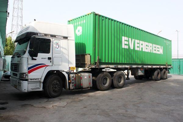 محموله 4 میلیاردی کاغذ دیواری قاچاق در بندرعباس کشف شد