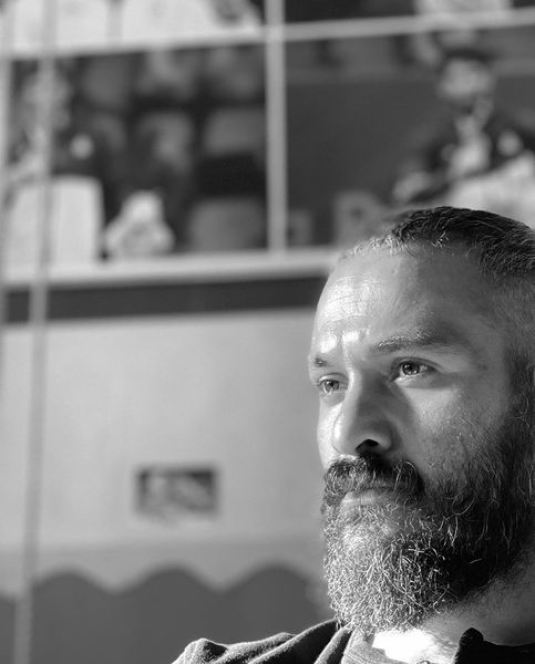 میلاد کی مرام با ریش و سبیل متفاوت + عکس