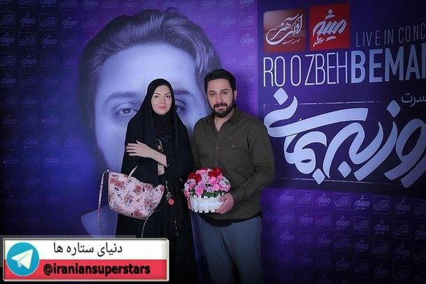 خانم مجری پرحاشیه در کنسرت+عکس