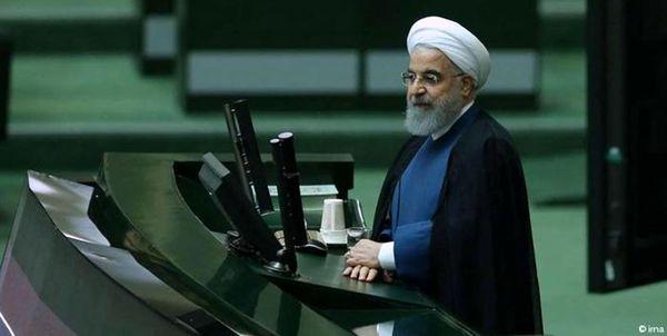 روحانی لایحه بودجه 98 کل کشور را به مجلس ارائه کرد