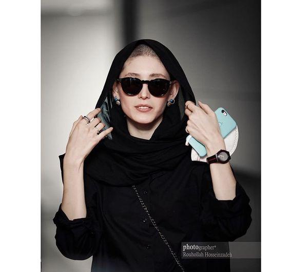 ظاهر متفاوت فرشته حسینی + عکس