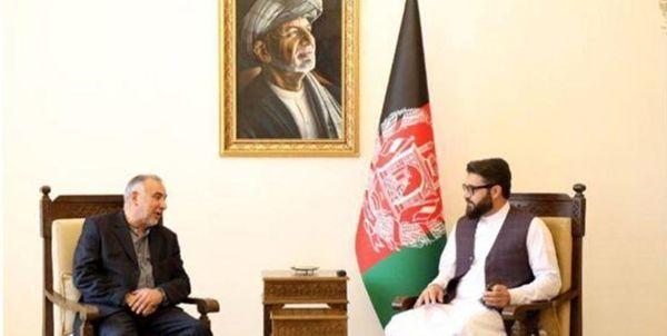 مقامات افغانستان از مواضع ایران در روند صلح قدردانی کردند