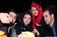گردش خانوادگی خانم های بازیگر با علی کریمی+عکس