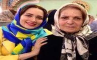 مادر زن سابق مهدی پاکدل+عکس