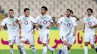 جدول لیگ برتر فوتبال در پایان هفته بیستودوم