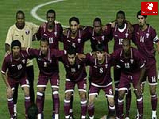 محرومیت بهترین بازیکن قطر از بازی با ایران