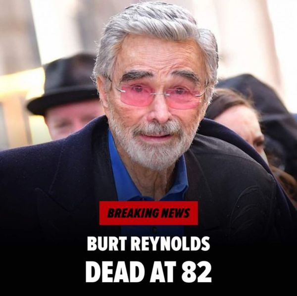 برت رینالدز  درگذشت