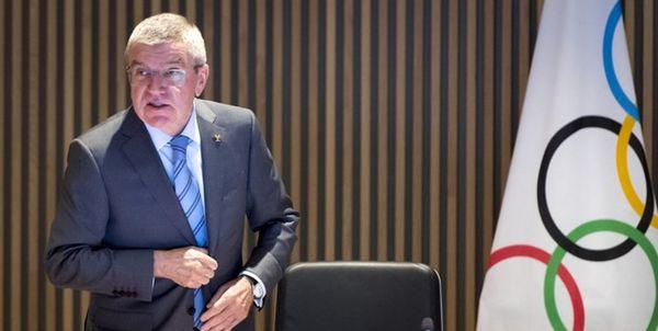 سفر رئیس کمیته بینالمللی المپیک به توکیو
