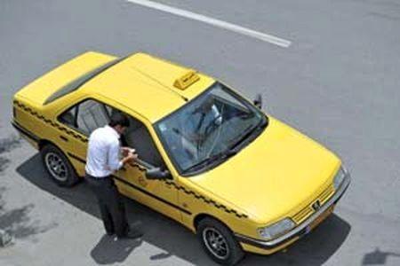 آزمون شهرشناسی رانندگان تاکسی برگزار شد