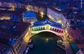 عکس/ خیابانهای خالی ونیز ایتالیا