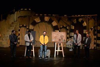 مراسم بزرگداشت انوشیروان ارجمند در تئاتر شهر برپا شد