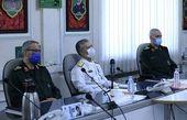 تاکید دریادار سیاری بر وحدت سپاه و ارتش