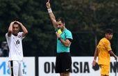 قضاوت تیم داوری ایران در AFC کاپ