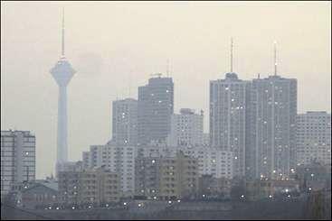 پلمپ کارخانه های آلاینده در پایتخت