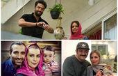 سلبریتیهایی که با وجود امکانات, فرزندشان متولد ایران است!