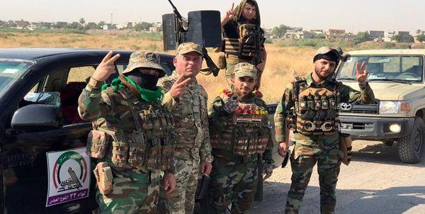 نقش آمریکا در حمله داعش به الحشد الشعبی عراق