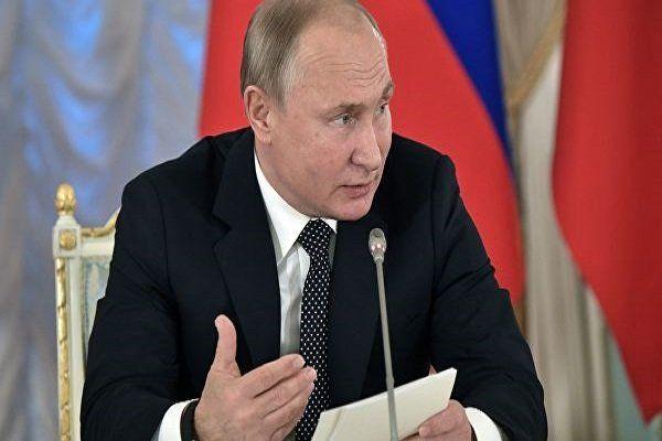 پوتین هشدار داد: خطر جنگ هستهای را نادیده نگیرید