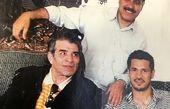 جوانی های محمد شیری و علی دایی + عکس