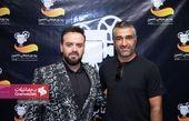 حضور دو بازیگر ورزشکار در افتتاحیه پردیس سینمایی