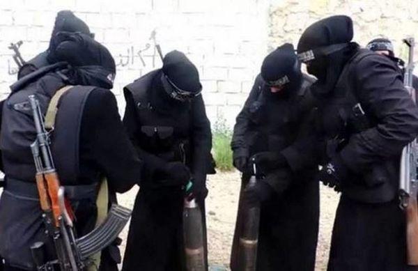 فریب دختران از طریق سایتهای ازدواج توسط داعش