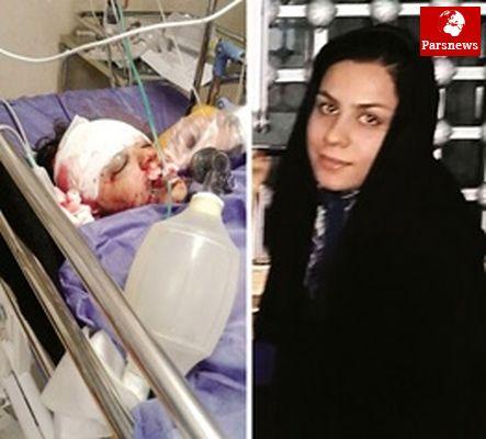 عروسی که به دست مادر شوهر دچار مرگ مغزی شد!/ اعضای بدن مقتول اهداء میشود + عکس