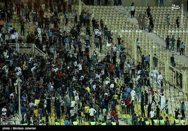 شب تلخ فوتبال ایران