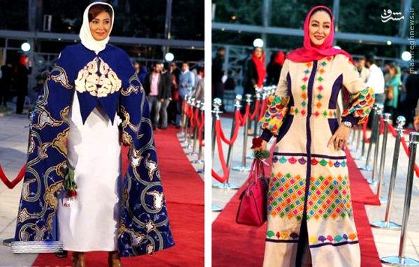 بازیگران زن به مثابه بیلبورد تبلیغاتی برندها+عکس