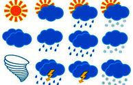 پیشبینی باران و بادشدید در دومین روز نوروز