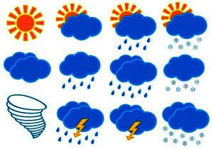 پیش بینی بارش تگرگ در ۳ استان کشور
