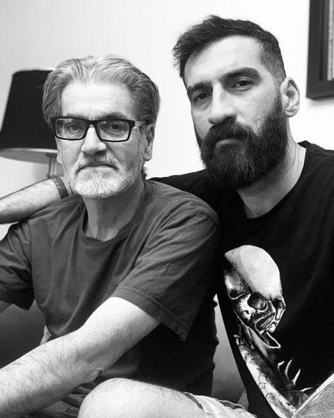 مردان زندگی متین ستوده+عکس