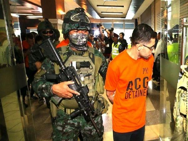 حمله پلیس فیلیپین به یک شرکت اسرائیلی