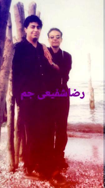 جوانی های حمید لولایی و رضا شفیعی جم + عکس