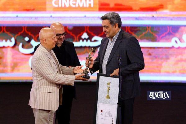 شوخی سینمایی احسان کرمی با شهردار تهران