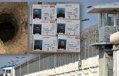 خاک تونل کنده شده در زندان صهیونیستی جلبوع کجاست ؟