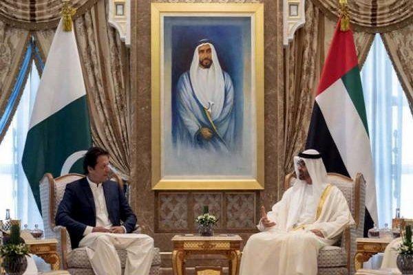 پاکستان و امارات بیانیه مشترک صادر کردند