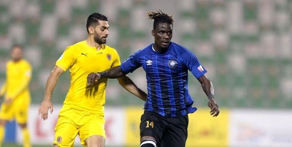 کریمی در ترکیب قطر اس سی در لیگ ستارگان قطر