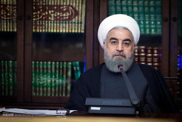 روحانی از خدمات مدیران و کارشناسان بازنشسته کشور تقدیر کرد