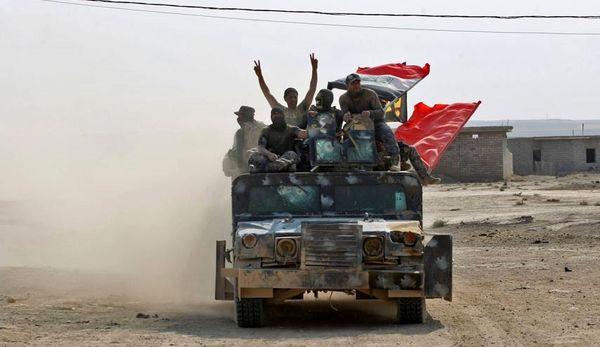 ایران، برندۀ بزرگ پیروزی در نبرد موصل