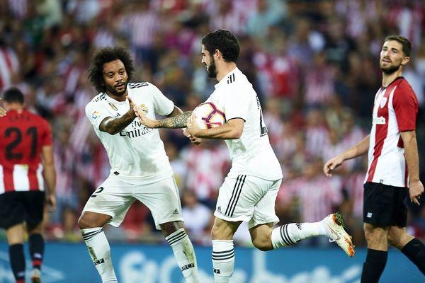 تساوی رئال مادرید مقابل بیلبائو