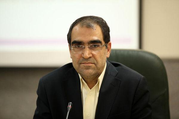 هشدار وزیر بهداشت نسبت به وقوع فاجعه انسانی در غزه