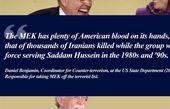 وزارت خارجه: اروپا و آمریکا شریک جنایت منافقین در کشتار مردم بیگناه ایران هستند