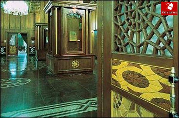 نمایش فرشهای اهدایی مقام معظم رهبری در موزه فرش آستان قدس رضوی