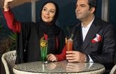 یکتا ناصر و همسرش با تیپ رسمی در یک رستوران + عکس